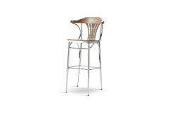 Vickey Bar Chair CR