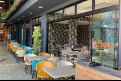 Ice Cafe with Carmo Chairs