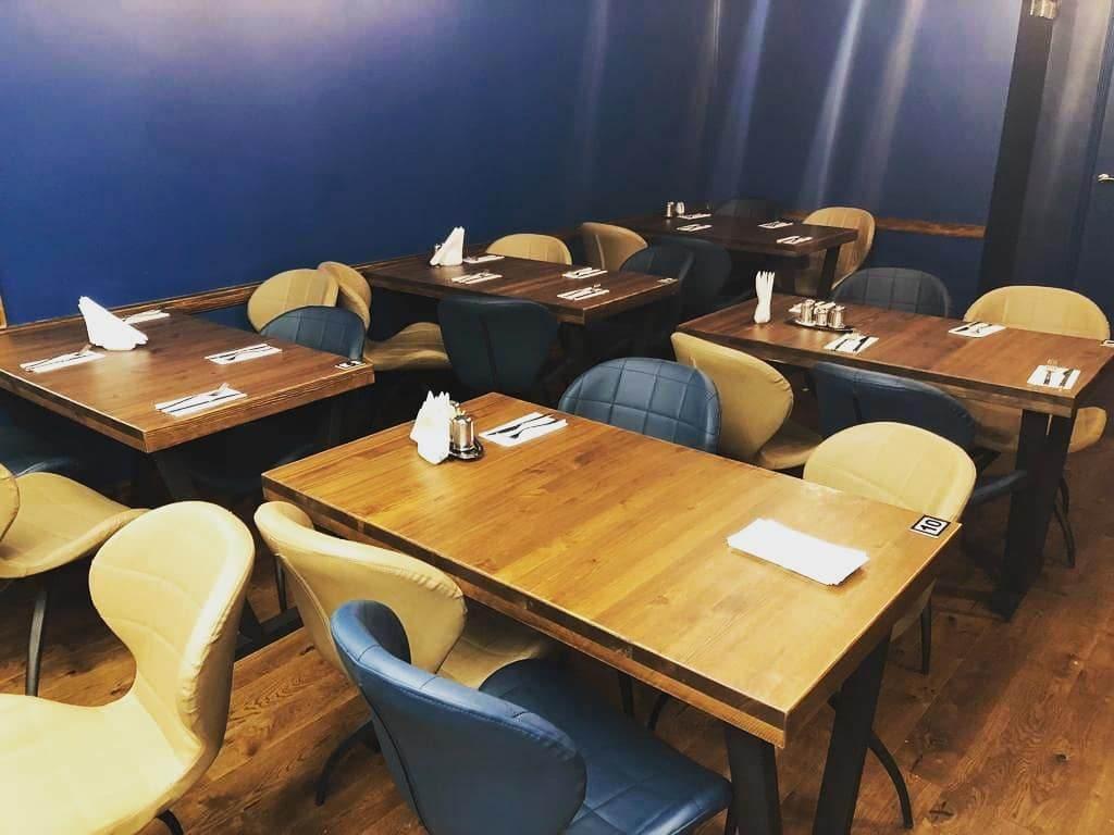 Salamis Restaurant in UK